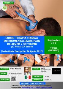 Curso TMI - Toluca - México - Septiembre de 2017 @ Urid