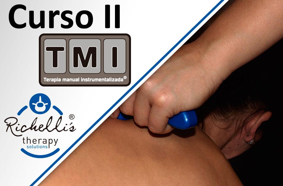 Terapia Manual Instrumentalizada TMI en las alteraciones miofasciales con Spinemover y Dino