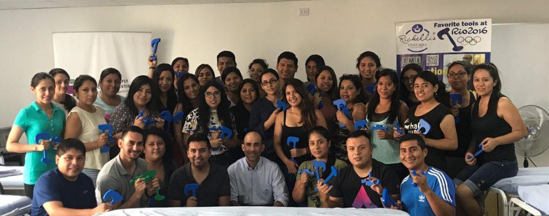Curso TMI celebrado en Perú (Lima)