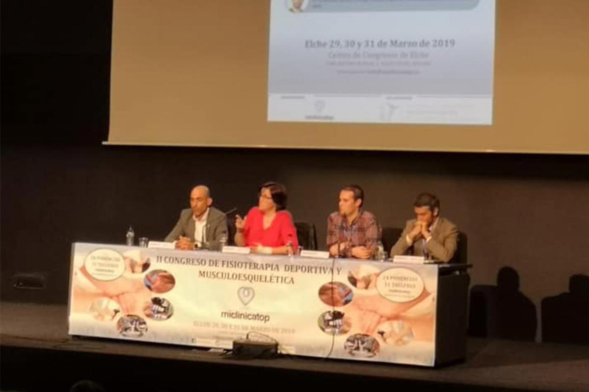 TMI vuelve al II Congreso de Fisioterapia Deportiva y Musculoesquelética