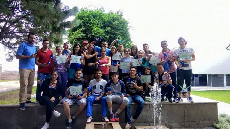 Curso TMI en Universidad Cuauhtemoc Aguascalientes