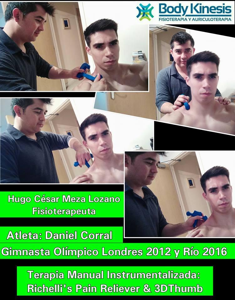Richelli's en los Juegos Olímpicos